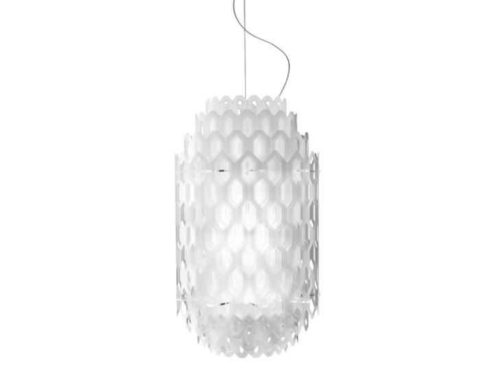 Удивительная стеклянная лампа из коллекции Chantal Light