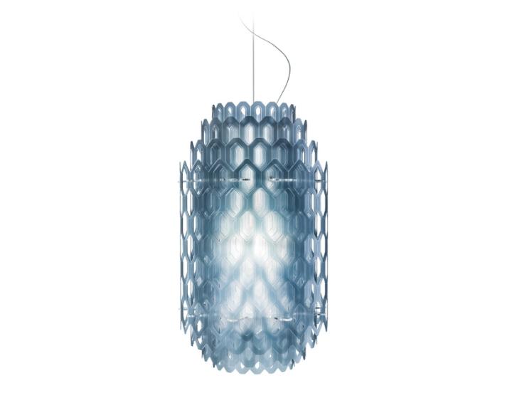 Бесподобная стеклянная лампа из коллекции Chantal Light