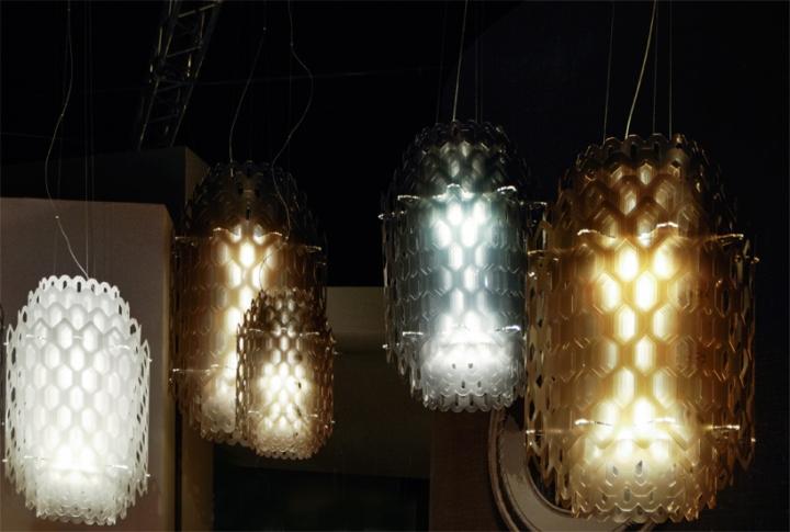 Красивая коллекция ламп Chantal Light
