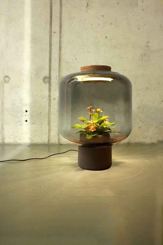 Дизайнерские стеклянные светильники от Nui - Фото 5