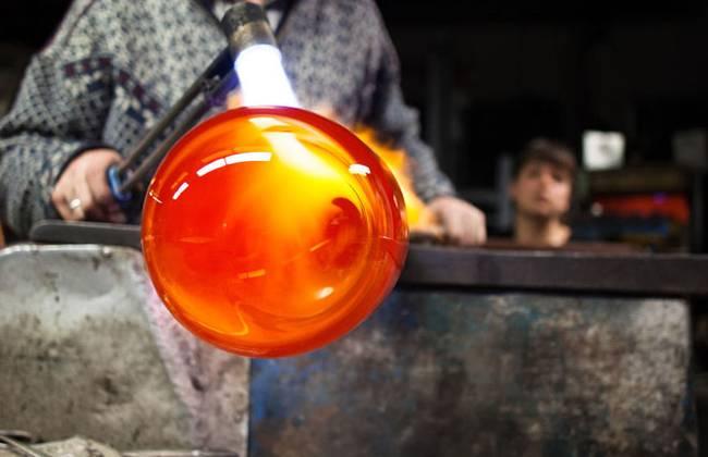 Дизайнерские стеклянные светильники от Nui - Фото 3