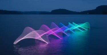 Потрясающая технология фотосъёмки от Стивена Орландо