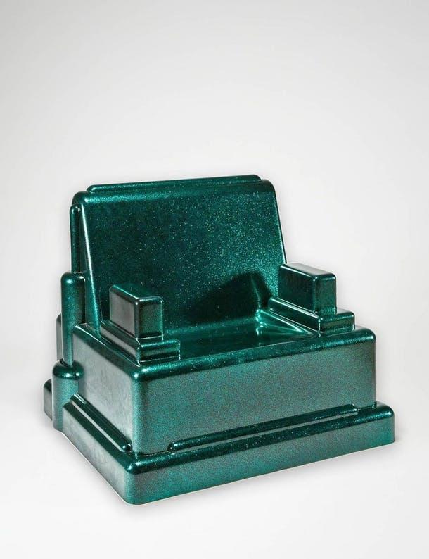 Кресло в стиле 80-х от Марко Занини