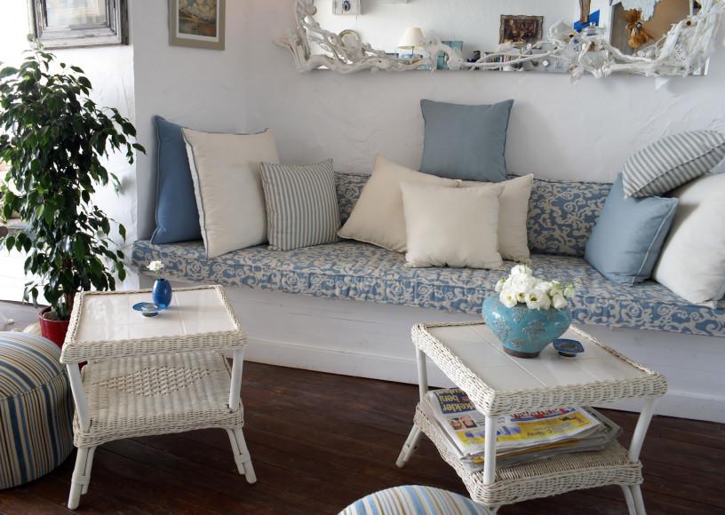 Стиль прованс в интерьере комнаты