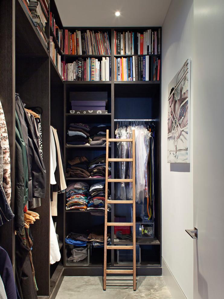 Гардеробная для хранения одежды
