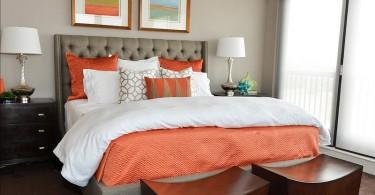 С правильно подобранным стильным постельным бельем валяться в кровати захочется дольше