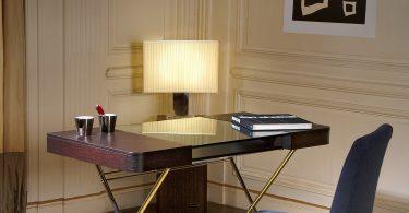 Cosimo Desk: интересная деталь для стильного домашнего офиса