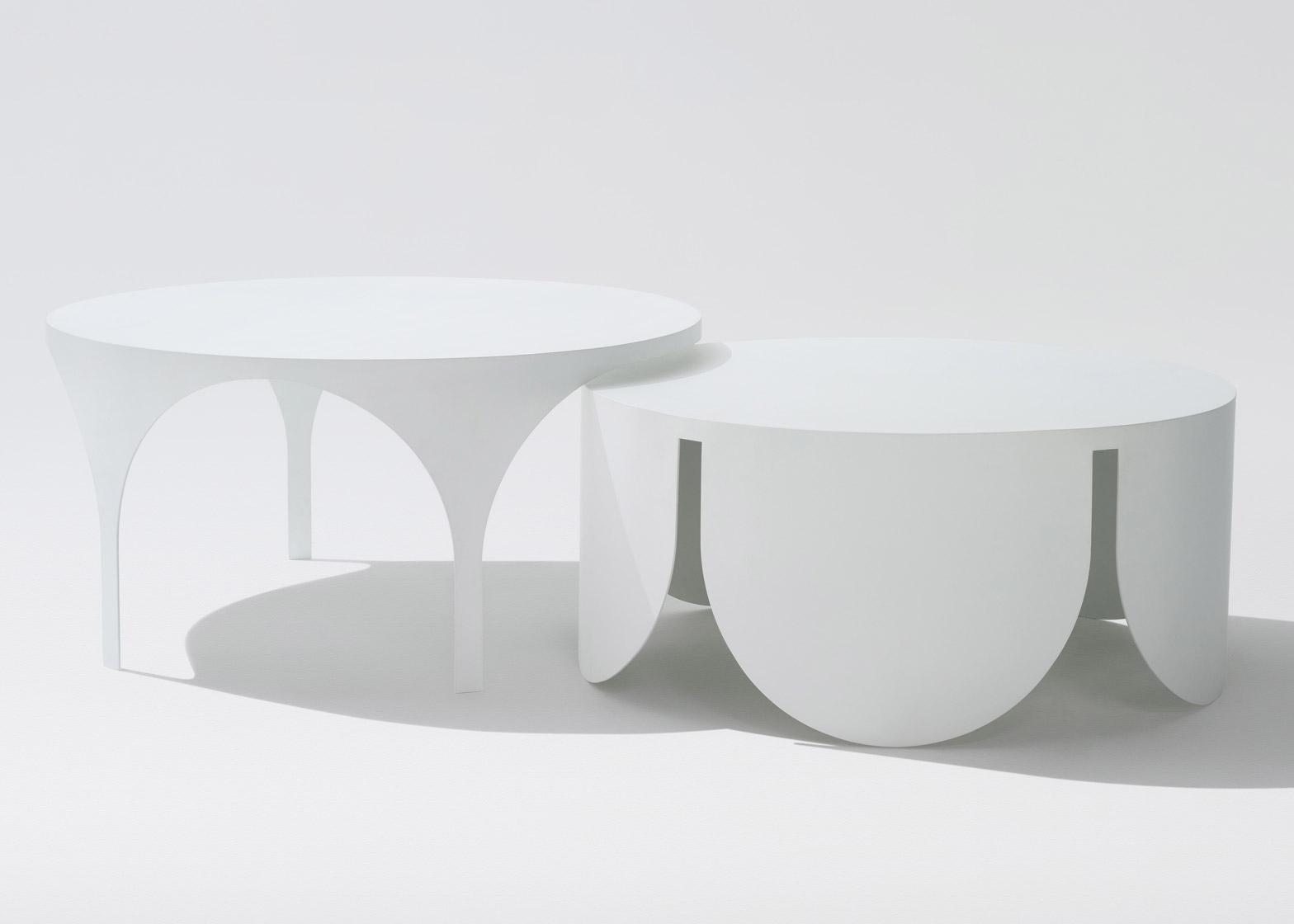 Стильный стол с арками