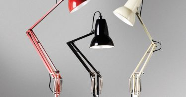 Дизайнерские настольные лампы - стильный предмет декора