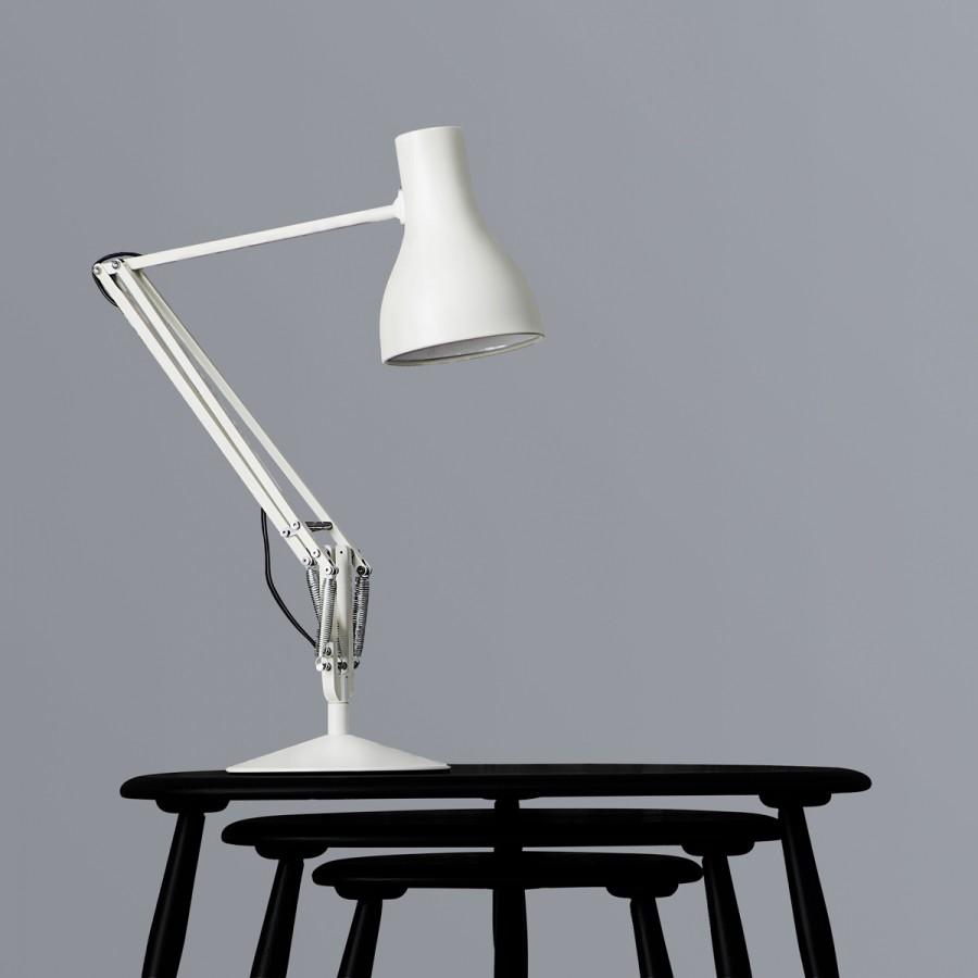 Дизайнерские настольные лампы: модель от Anglepoise