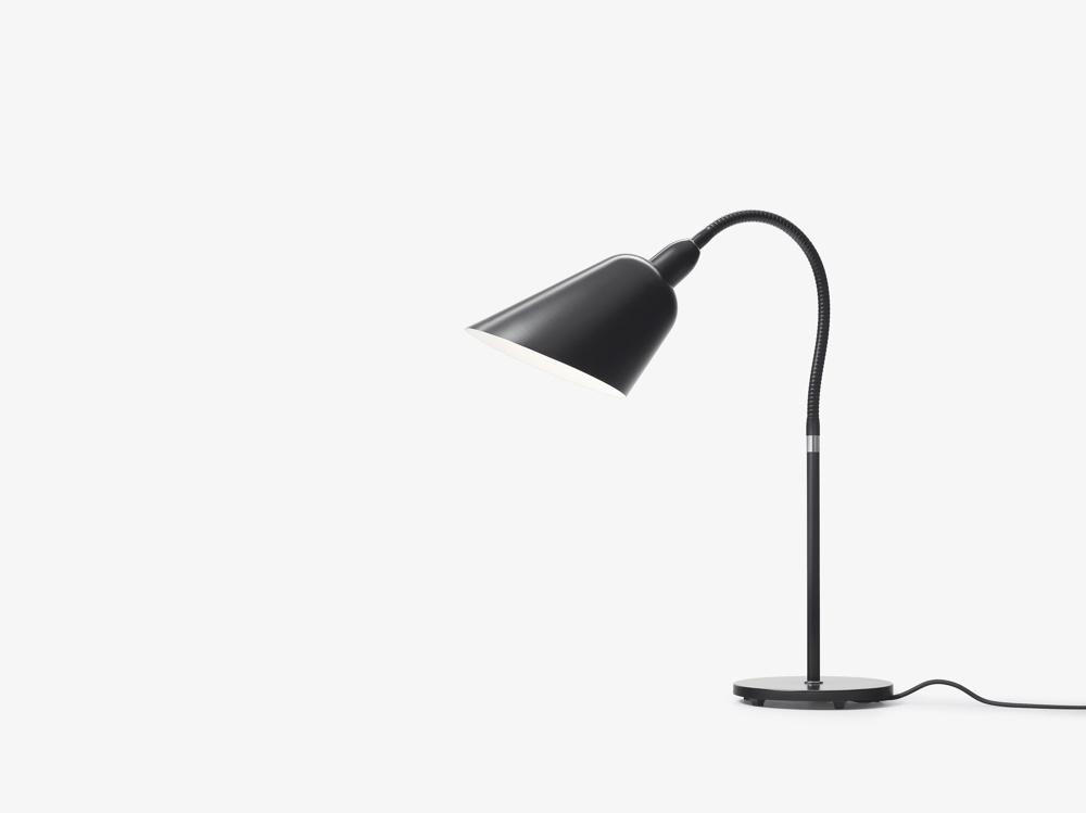 Дизайнерские настольные лампы: модель Bellevue