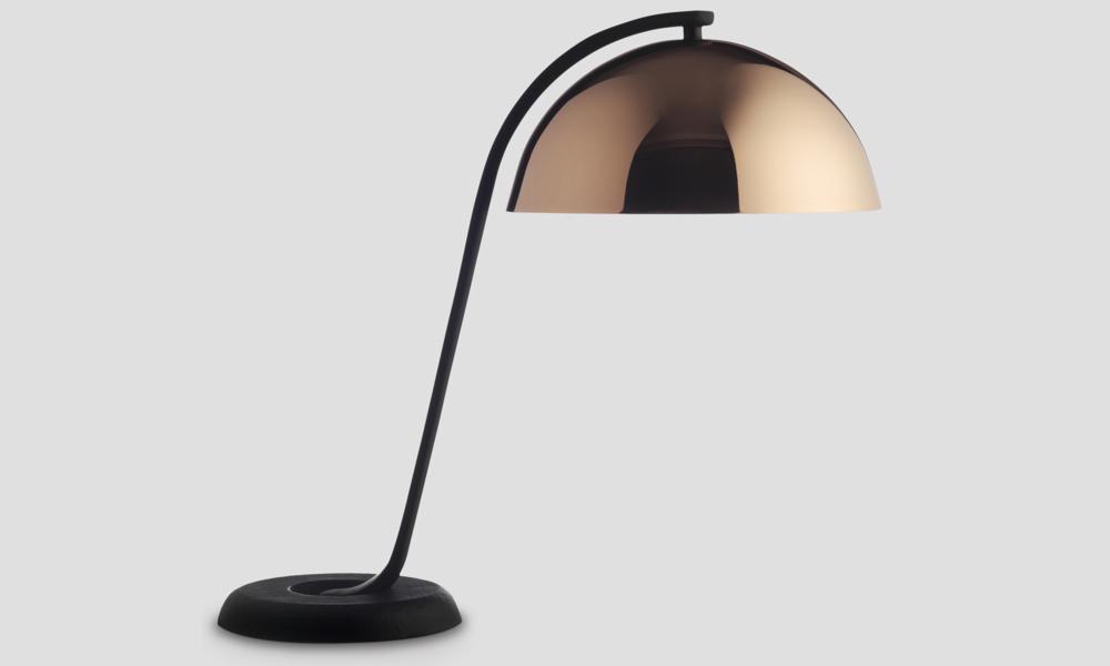 Дизайнерские настольные лампы: модель Closhe - фото 1