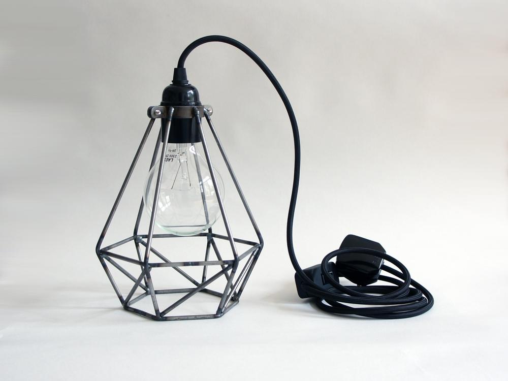 Дизайнерские настольные лампы: модель от The Electrical Shop