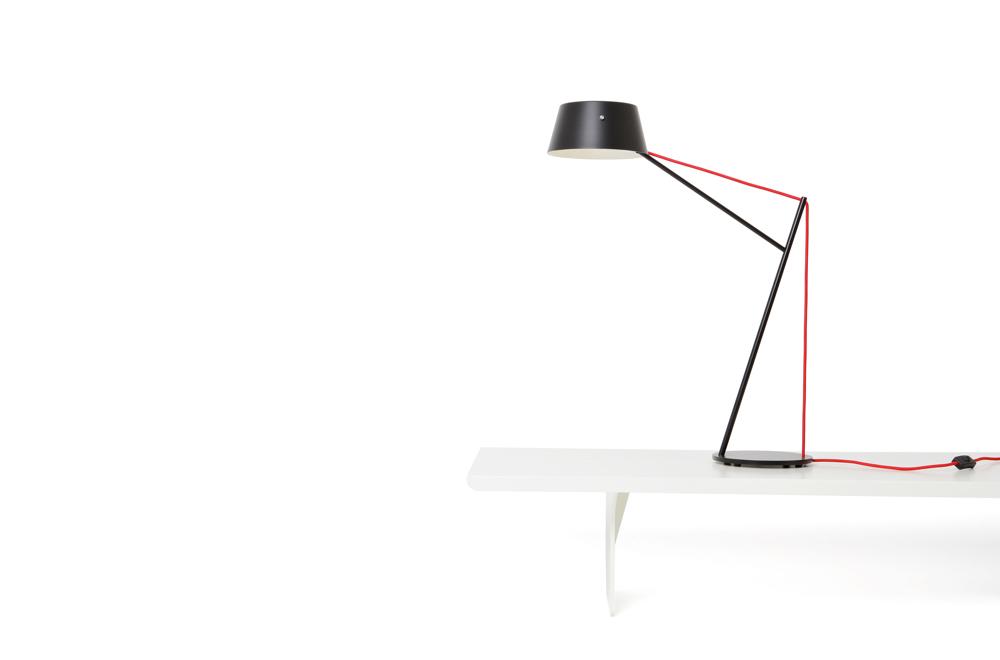 Дизайнерские настольные лампы: модель Spar Junior - фото 1