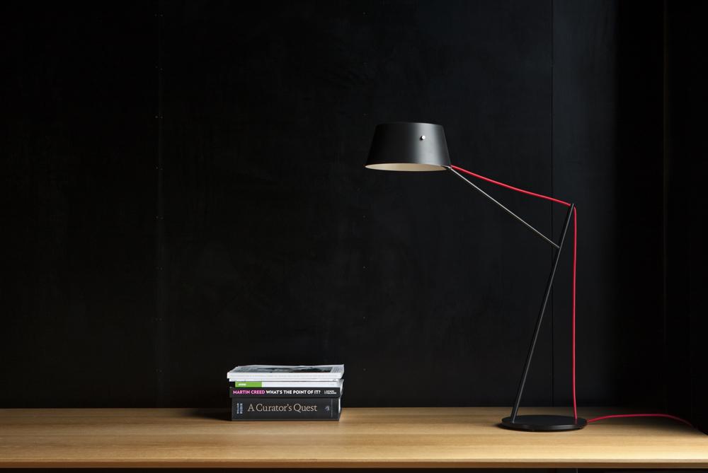 Дизайнерские настольные лампы: модель Spar Junior - фото 2