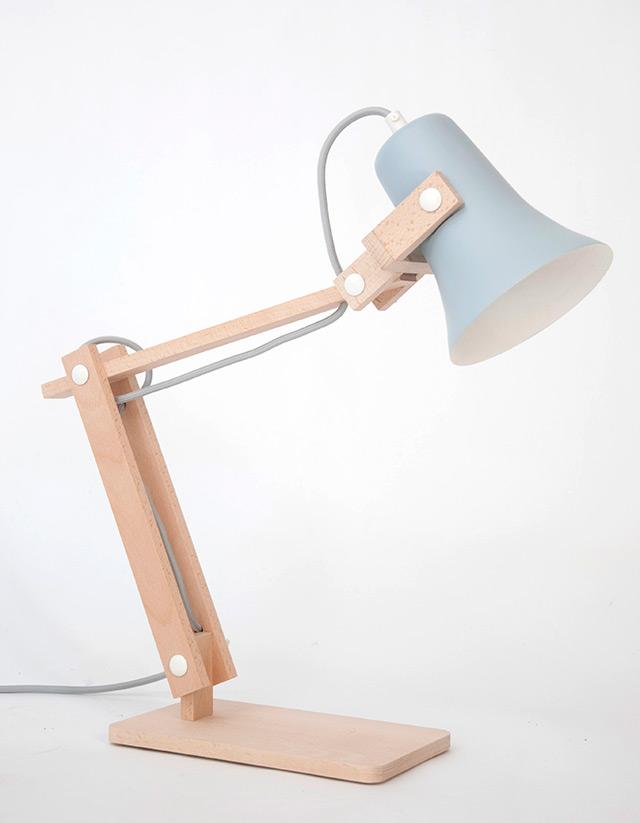 Дизайнерские настольные лампы: модель Marsel - фото 1