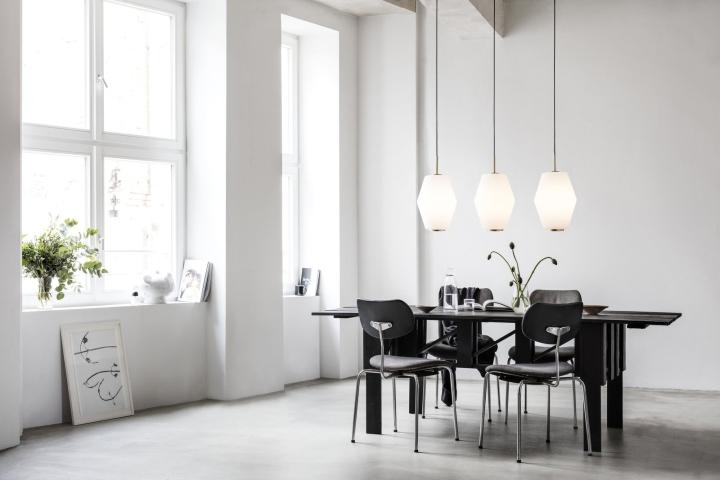 Стильные подвесные светильники Dahl pendant lamp