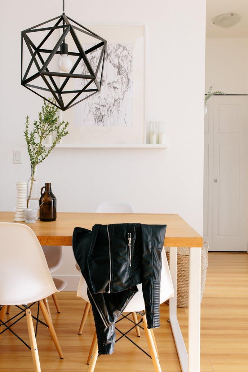 Стильные подвесные светильники в минималистском стиле