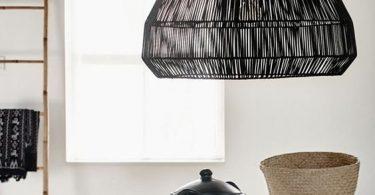 Стильные подвесные светильники для разных интерьеров