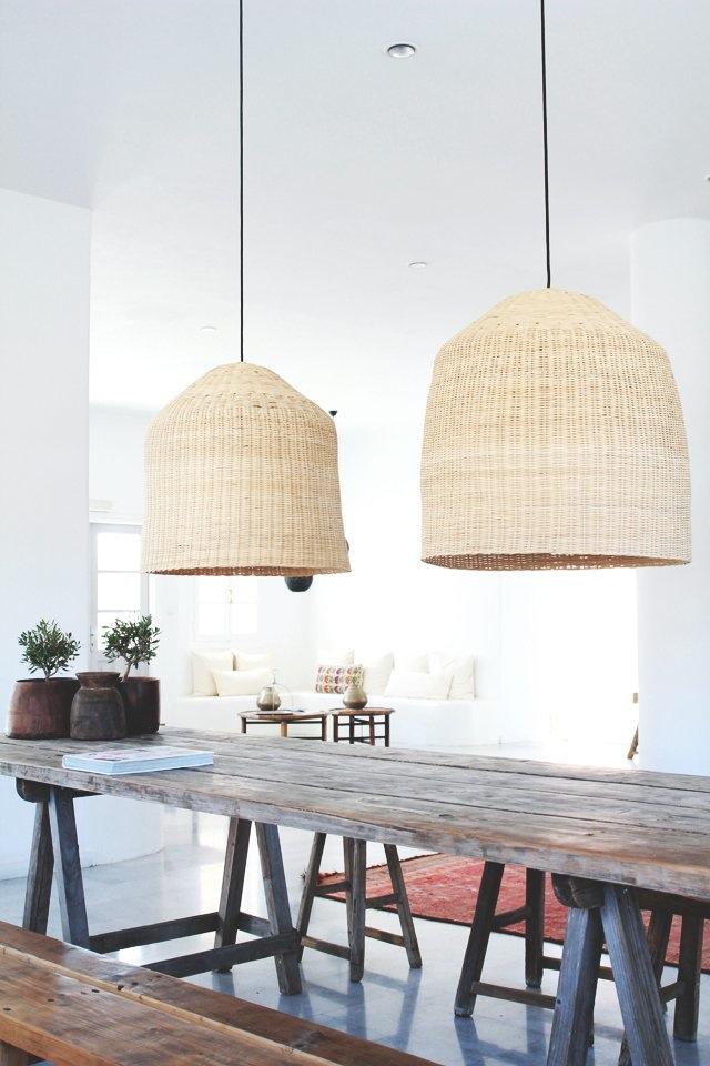 Стильные подвесные светильники в интерьере - Фото 3