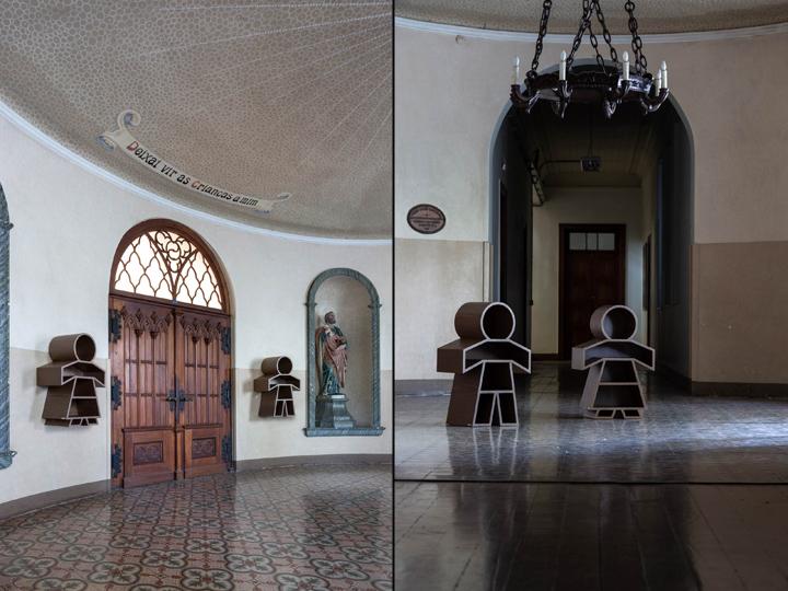 Замечательная мебель от HENRIQUE STEYER в Бразилии