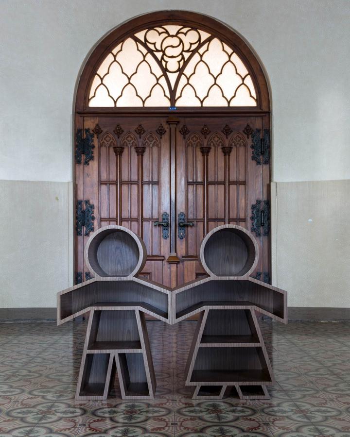 Яркая мебель от HENRIQUE STEYER в Бразилии