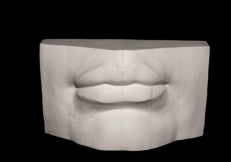 Удивительная скульптура из бумаги