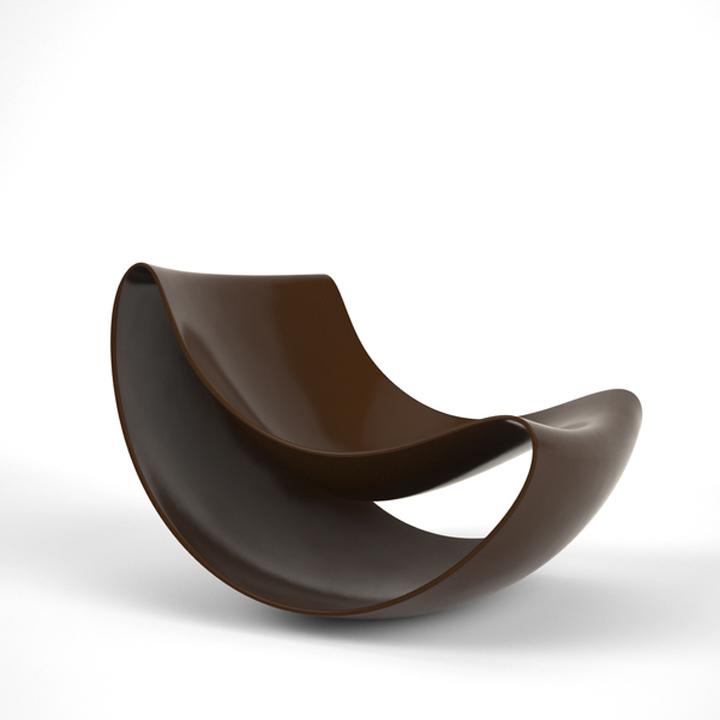 Чудесный стул Lobule от Vasiliy Butenko