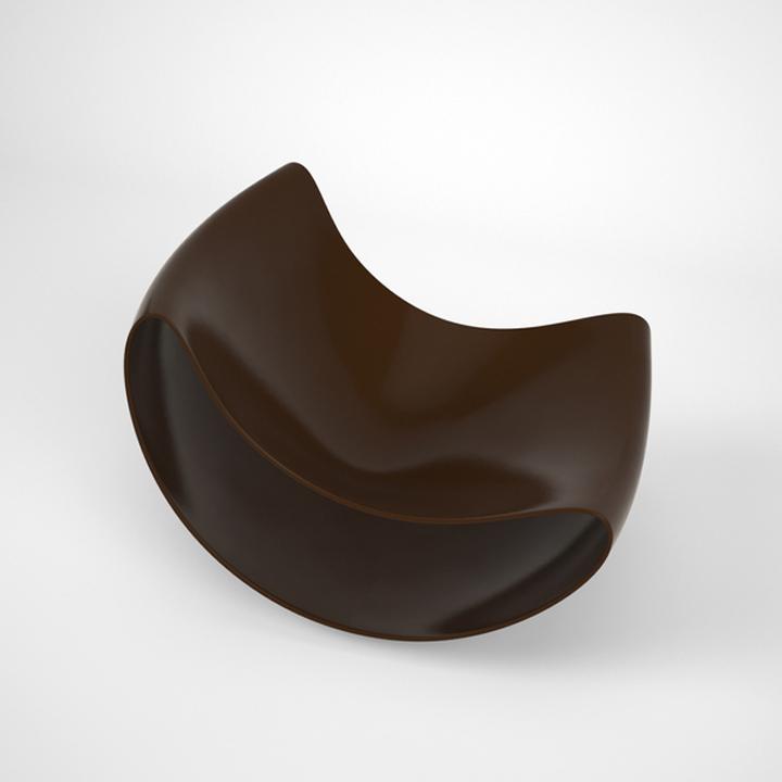 Восхитительный стул Lobule от Vasiliy Butenko