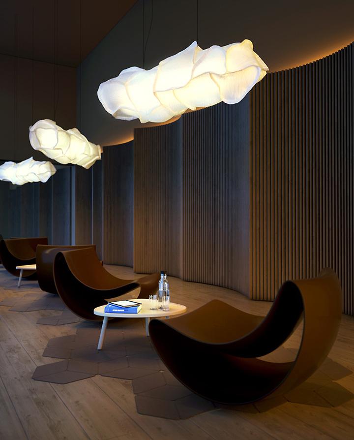 Уникальные стулья Lobule от Vasiliy Butenko