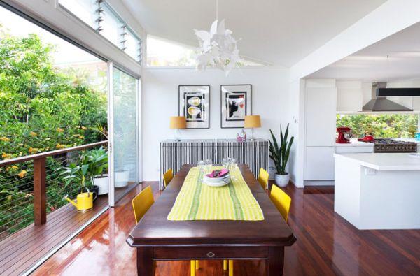 Превосходные раздвижные стеклянные двери в доме