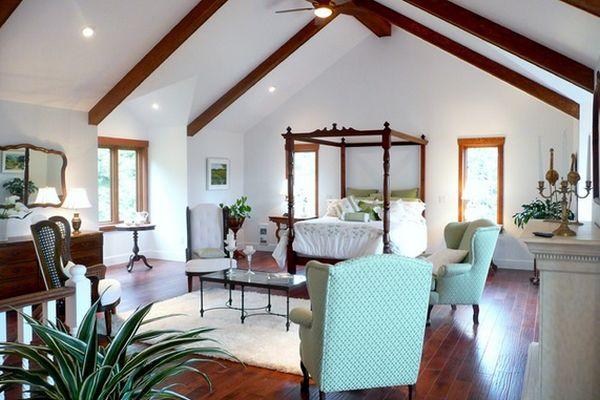 Бесподобный дизайн интерьера спальной комнаты