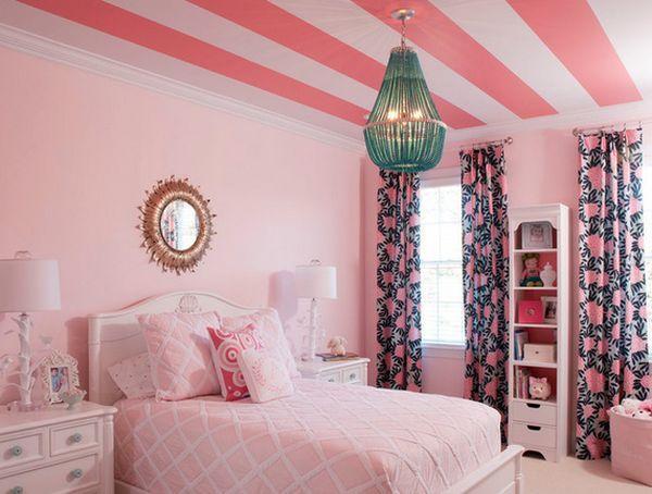 Шикарный дизайн интерьера спальной комнаты