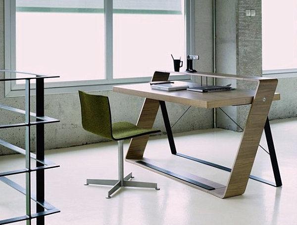 фото стильных компьютерных столов