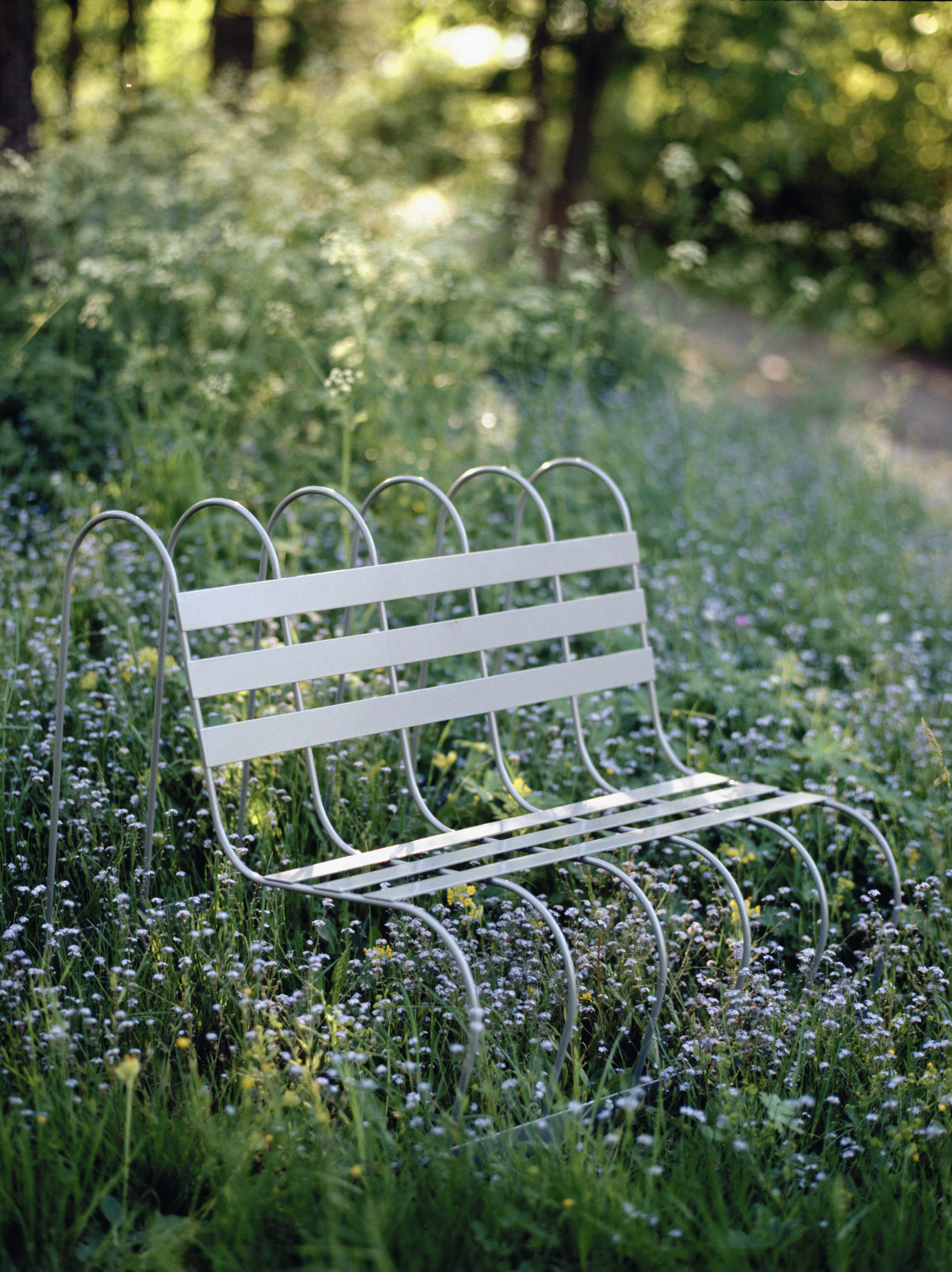 Креативная скамья от Ева Шидтс,