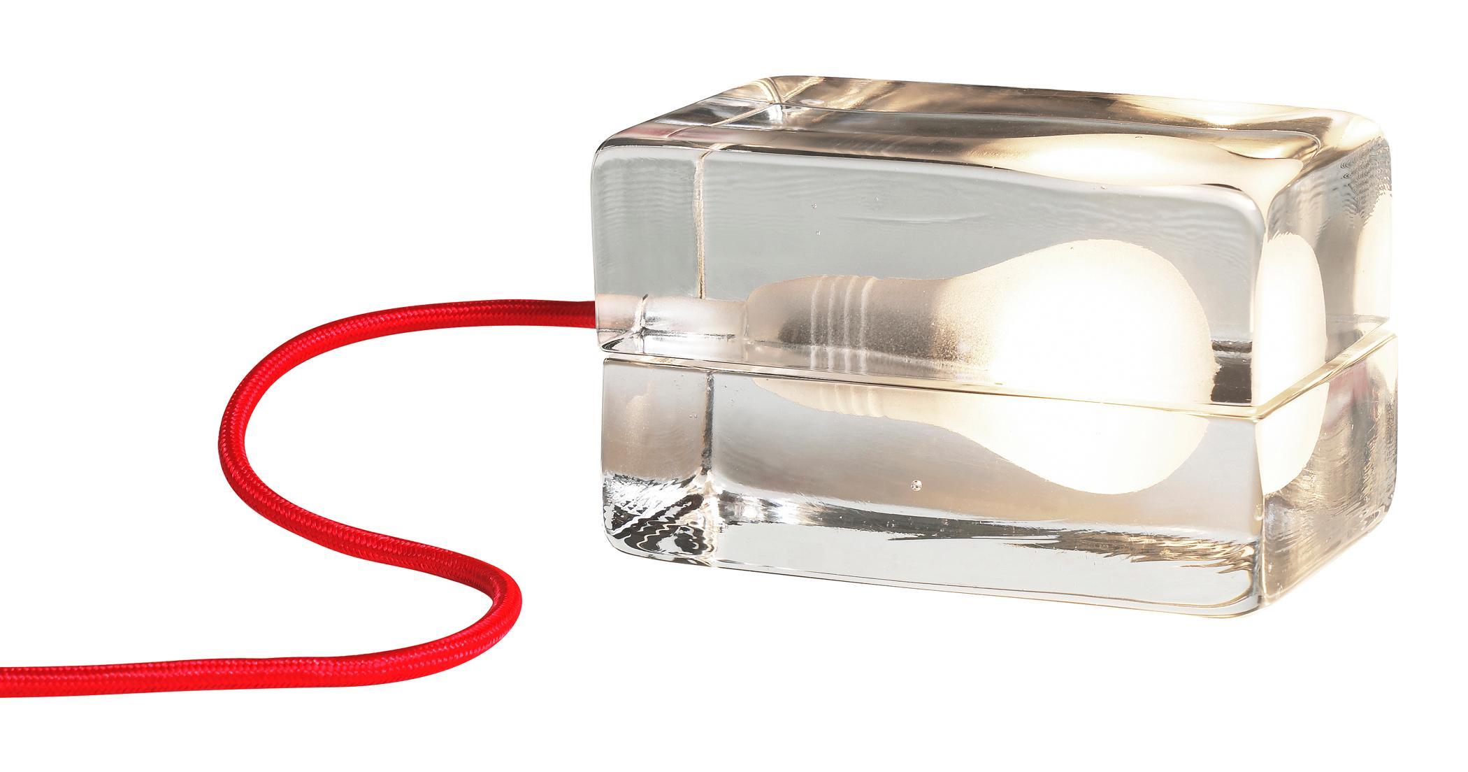 Лампа во льду от Андерс Фердиг