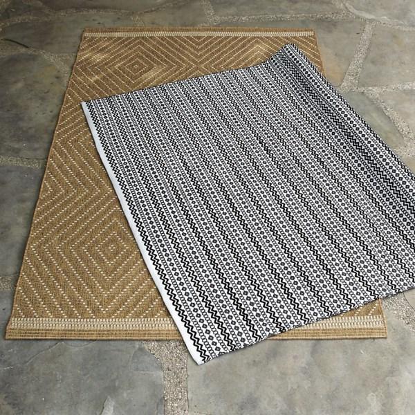 Тканные ковры с эффектом обьема