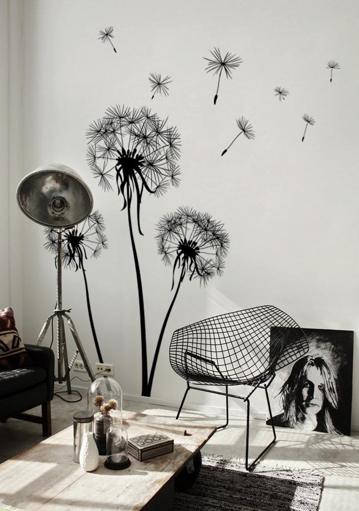 работа содержит картинки одуванчиков в комнате выборе будущего питомца