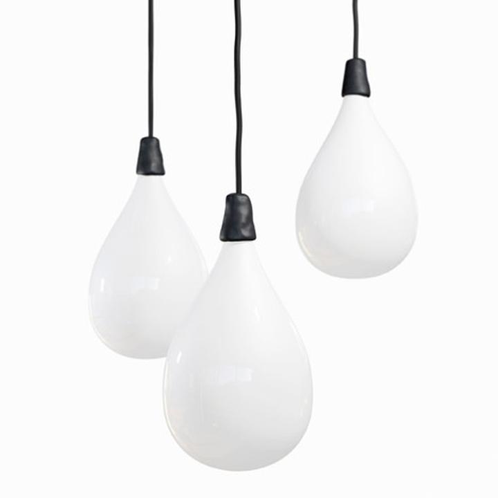 Красивые подвесные светильники из коллекции Das Pop от Маартена Бааса