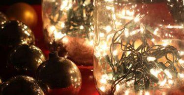 Потрясающий новогодний светильник DIY Bottle Lights - сделаем сами поделки для украшения интерьера