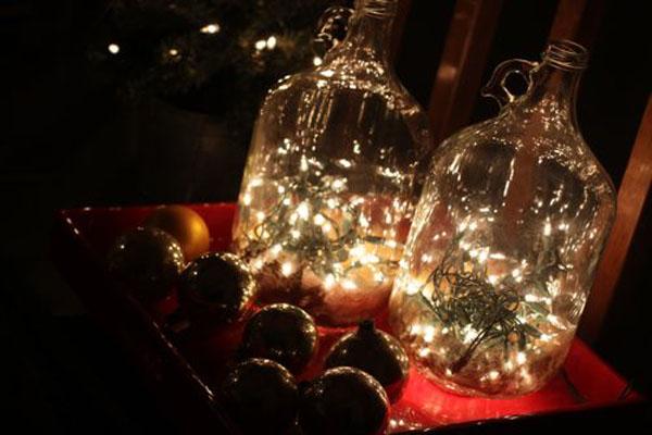 Светильник для дома к новому году - Фото 6