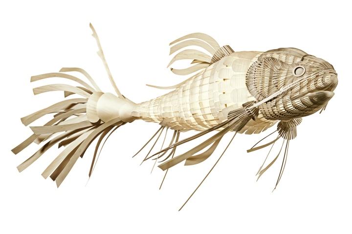 Удивительная лампа Koi Fish от LZF Lamps