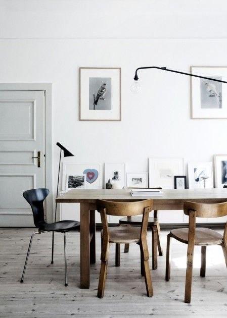 Необычный светильник для столовой в виде настенной лампы - Фото 2