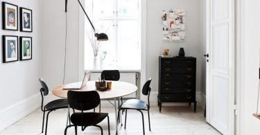 Современные светильники для столовой – новый взгляд на привычную деталь интерьера