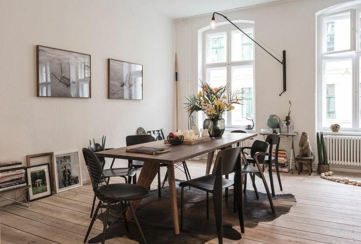 Необычный светильник для столовой в виде настенной лампы - Фото 4
