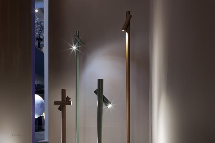 Стильные светильники уличного освещения