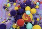 Томас Бланчард: экспериментальное видео сказочного танца цветных капелек жидких субстанций