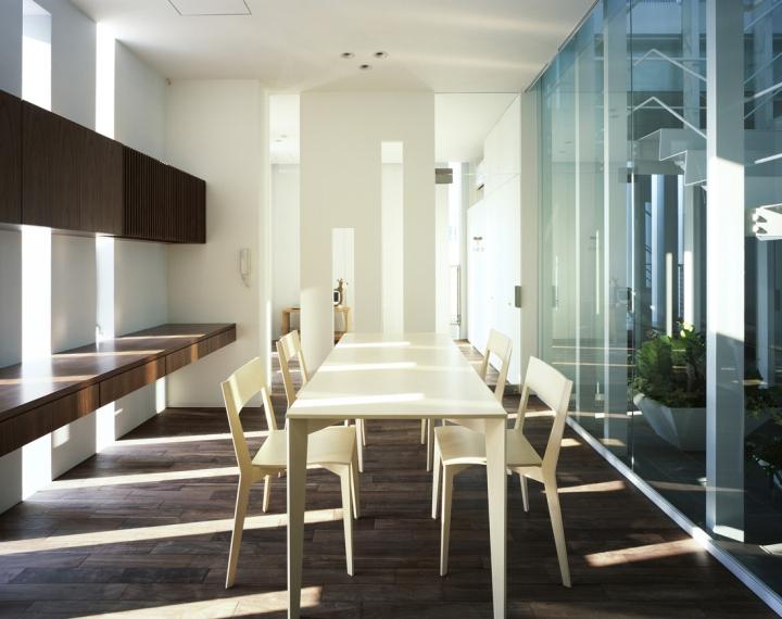 Светодизайн клиники T-Clinic от Suppose Design Office