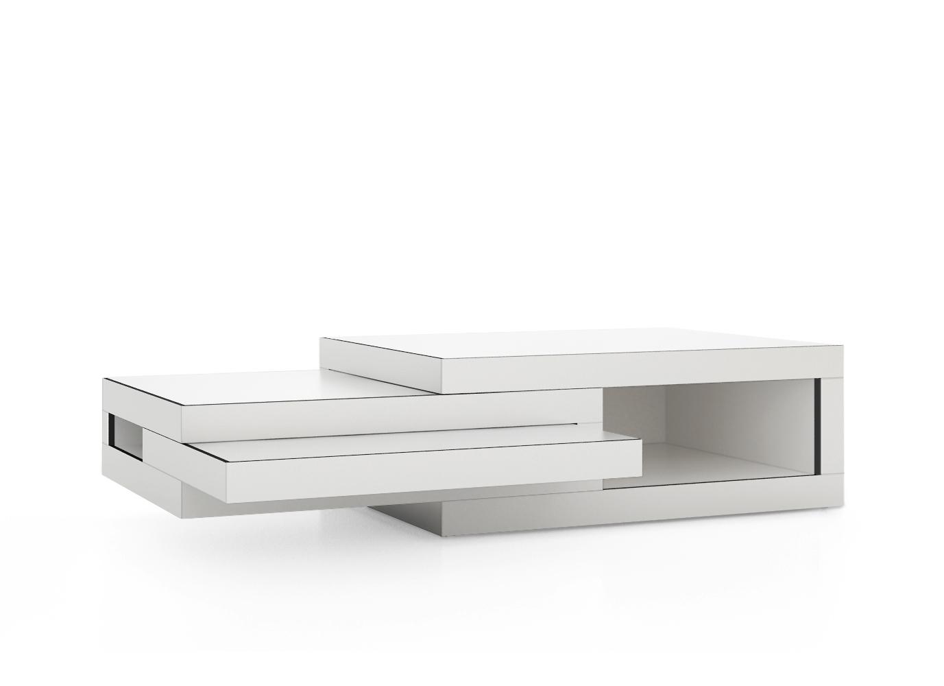 Mesita transformadora de diseño de Reinier de Jong Design