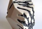 Тамсин ван Эссен: изысканные формы фарфоровых скульптур